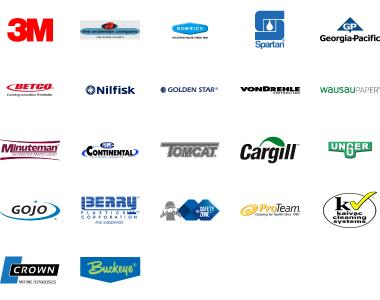A Collage of  Vendor Logos